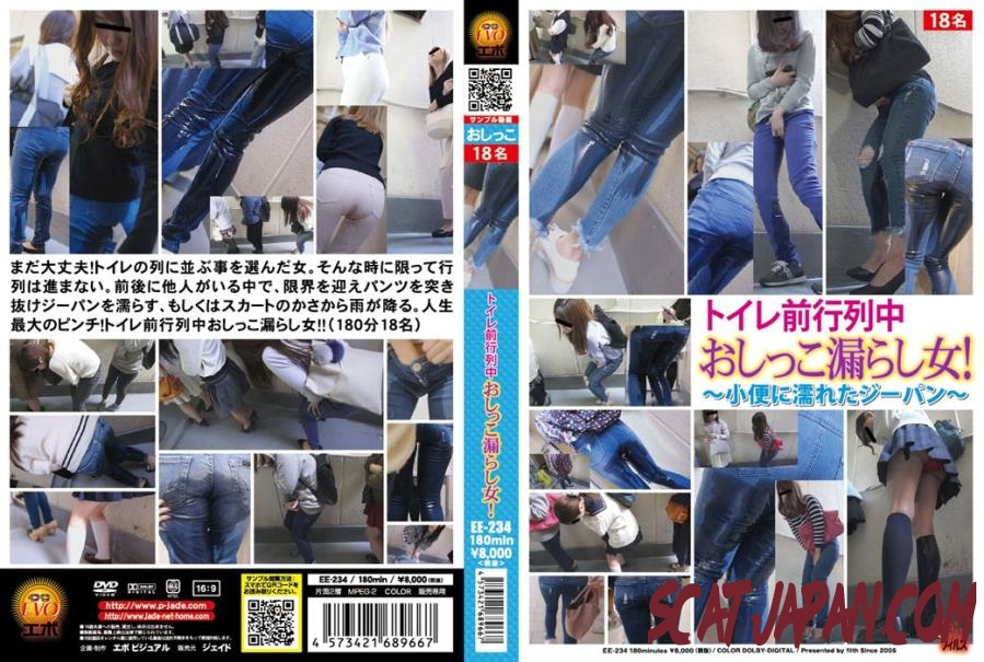 EE-234 Piss in Jeans Accident on Public ~小便に濡れたジーパン~ (090.0674_EE-234) [2018 | 1.79 GB]
