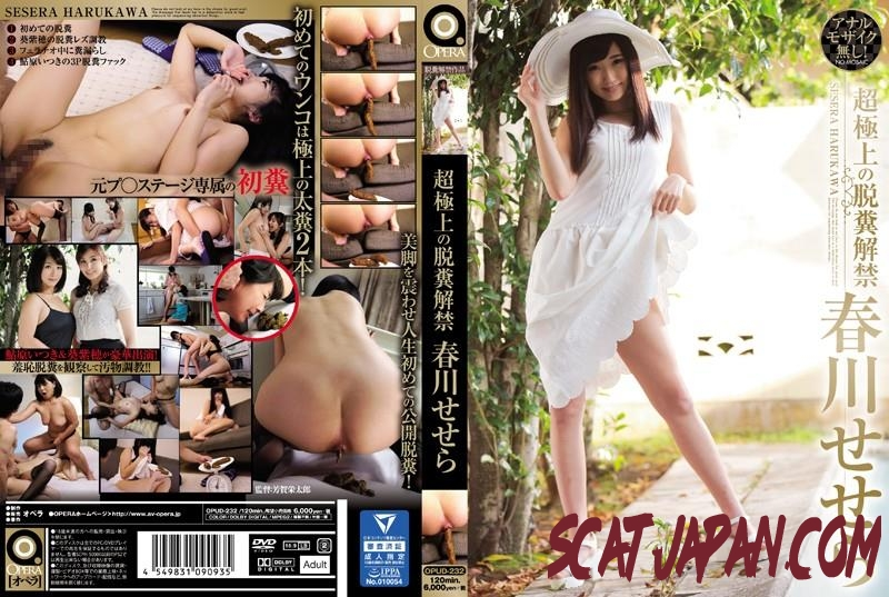 OPUD-232 Harukawa Sesera defecation and smell shit during sex (296.1747_OPUD-232) [2018 | 1.77 GB]