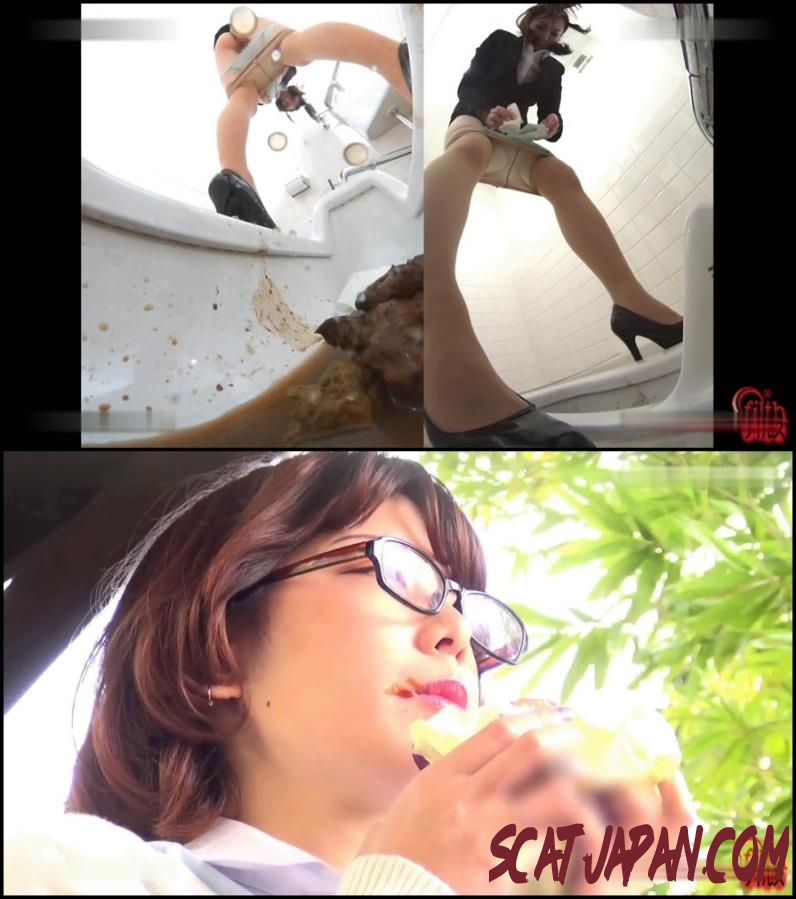 BFFF-70 Pooping long turd in toilet after food (225.1607_BFFF-70) [2018 | 859 MB]