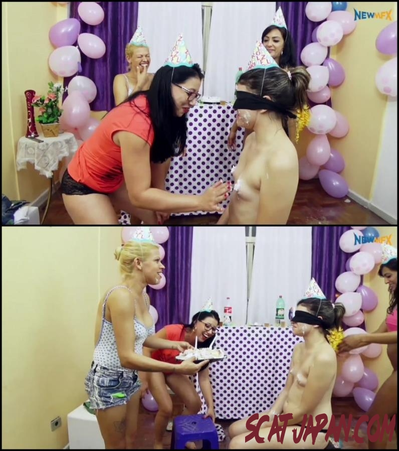 [Special #235] Scat surprise on birthday party (011.0235_BFSpec-235) [2018 | 2.91 GB]