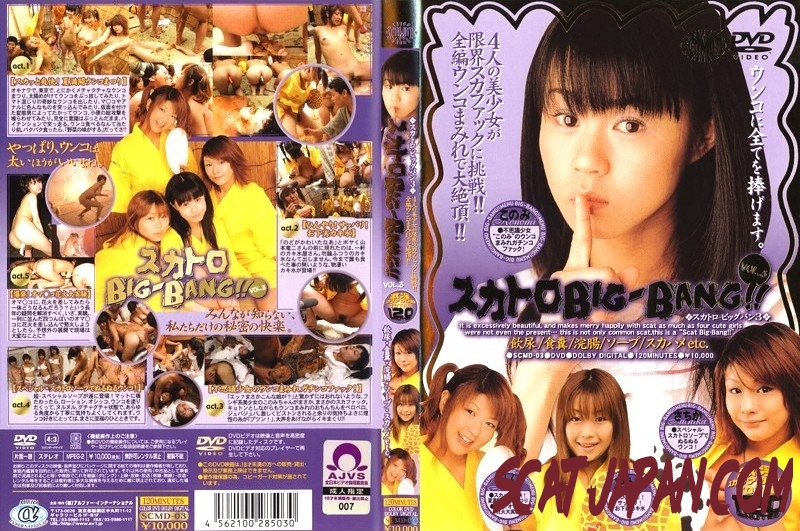 SCMD-03 Piss Drinking Coprophagia コスパジアを飲む睡眠 Scatology (5.1175_SCMD-03) [2018 | 627 MB]