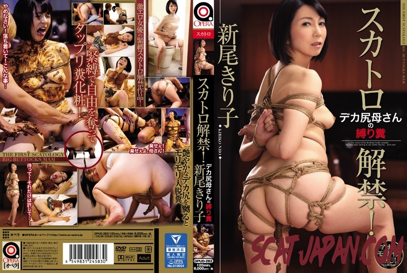 OPUD-282 Torture Scat スカトロ解禁!デカ尻母さんの縛り糞 Mother 母親 Incest (4.1215_OPUD-282) [2018 | 3.87 GB]