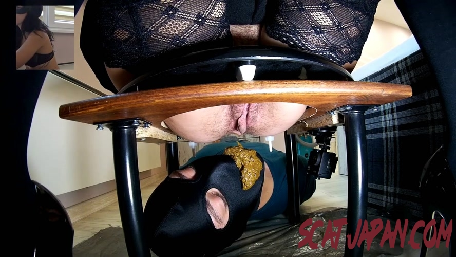 Special #930 Self Filmed Shit in Mouth Femdom (3.930_BFSpec-930) [2019 | 276 MB]