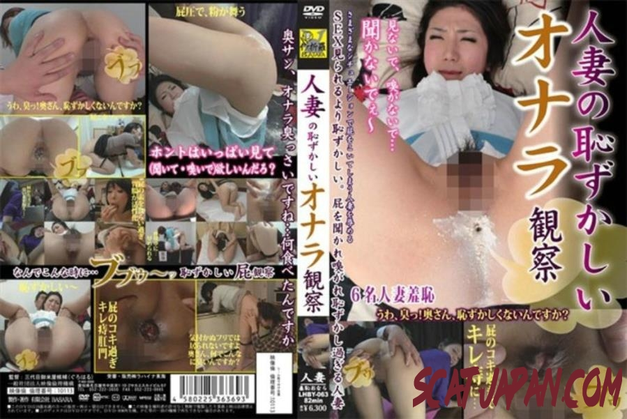 LHBY-063 Married Observation Embarrassing Fart 結婚観測恥ずかしいおなら (1.2684_LHBY-063) [2020 | 580 MB]