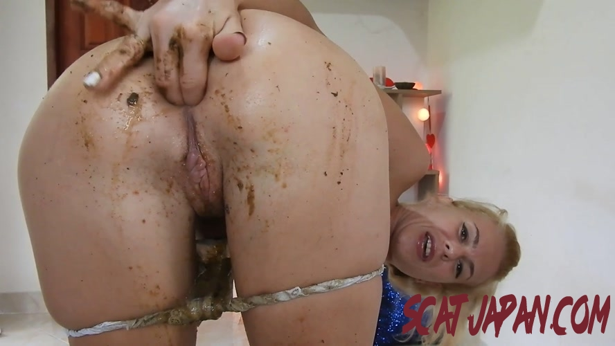 Special #1001 Enema Panties and Smeared Shit on the Ass (3.1001_BFSpec-1001) [2020 | 773 MB]