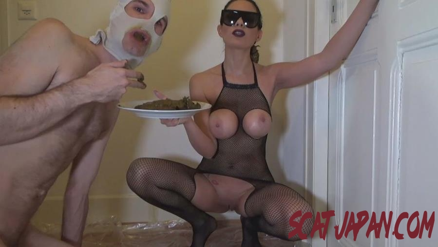 Special #1016 Yummy Shit in a Plate Femdom Scat (4.1016_BFSpec-1016) [2020 | 334 MB]